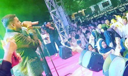 Memperingati HUT Yang Ke 35, SMK PGRI 2 Ponorogo Gelar Music Balasyik dari Jember