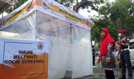 SMK PGRI 2 Ponorogo Ciptakan Room Screening Pencegahan Penyebaran Covid-19